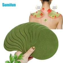 12 pçs sumifun absinto junta cervical gesso médico artrite reumática dor alívio adesivo ombro pescoço remendo massagem