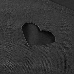 Image 5 - 2020 ใหม่ผู้หญิงบราซิลCheeky T กลับตัดทองด้านล่างชุดว่ายน้ำบิกินี่เซ็กซี่รักหัวใจตัดออกด้านล่างG Strings Thongs