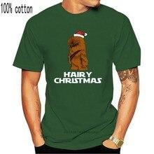 Camiseta de natal chewbacca natal presente festivo adultos & crianças camiseta nova camisa engraçada