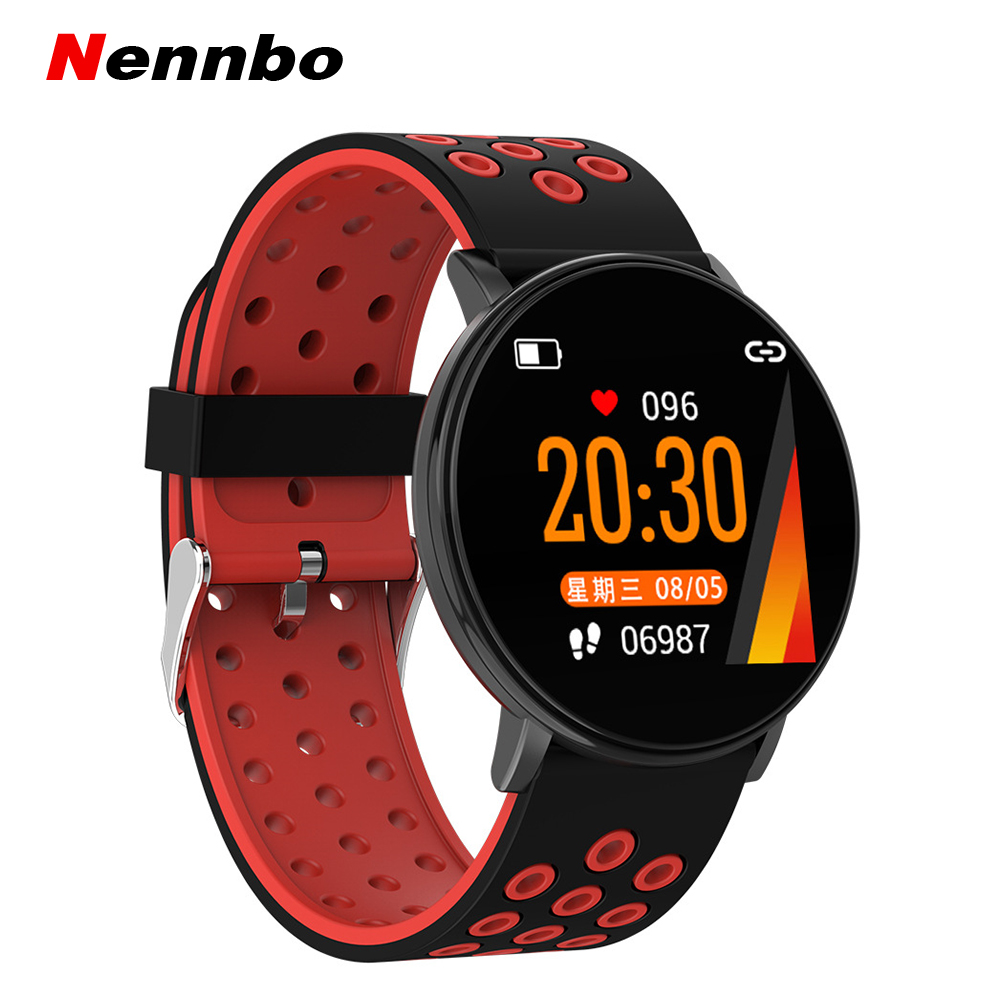 Nennbo W8 Sport Smart Watch Men Waterproof Smart Watches Women Heart Rate Monitor Bluetooth Smartwatch For Android IOS