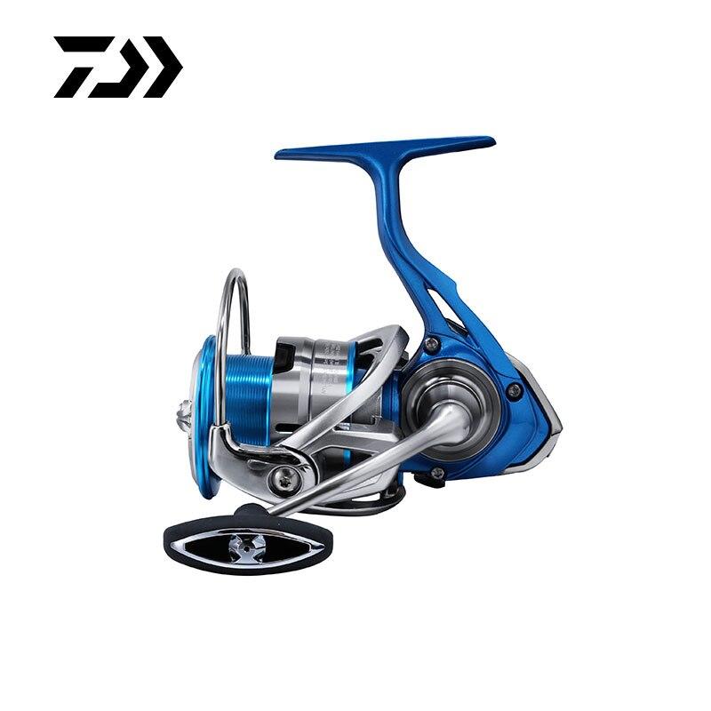 Новинка 2020, оригинальная Катушка для спиннинга DAIWA HYPER LT, Рыболовная катушка для морской воды, передаточное число 5,6, 9 шарикоподшипников, максимальное тяговое усилие 10 кг, левое/правое колесо 1