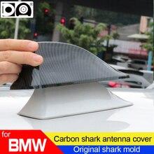 DA غطاء هوائي زعنفة القرش ، ألياف الكربون لسيارات BMW F01 F02 2009 2014 M5 2012 2014 F10 F11 F18 2011 2017 ، الملحقات