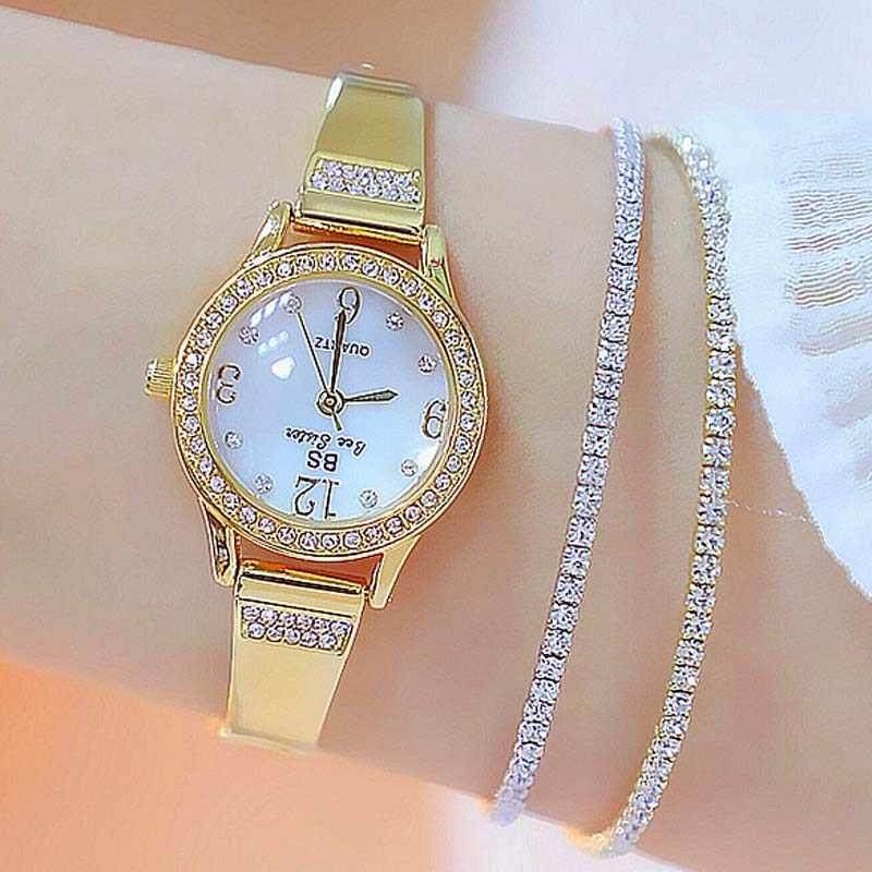 Reloj Pulsera Para Mujer Marca De Lujo Pequeño Dimand Reloj De Pulsera Más Vendidos única Mujer De Cuarzo Mano Regalo Para Las Mujeres Relojes De Mujer Aliexpress