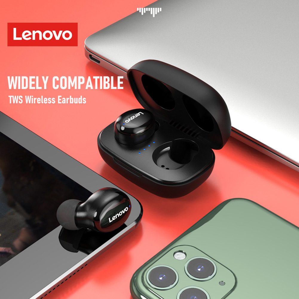 Lenovo H301 True Wireless Earbuds Stereo Bluetooth 10Hrs Playtime buy online in pakistan