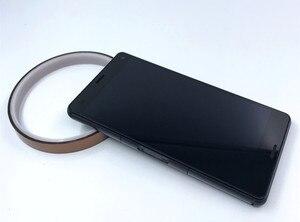 """Image 2 - מקורי 4.6 """"LCD עבור SONY Xperia Z3 קומפקטי תצוגת מסך מגע עם מסגרת Z3 מיני D5803 D5833 עבור SONY xperia Z3 קומפקטי LCD"""