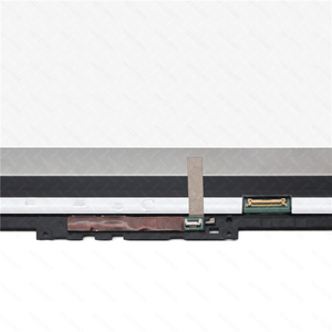 "Image 5 - 15.6 ""LCD LED תצוגת מסך מגע Digitizer + הלוח הקדמי עבור Lenovo יוגה 730 15IKB 81CU יוגה 730 15IWL 81JS NV156QUM N51 N156HCE EN1"