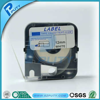 10pcs Compatible Tapes Without Cartridge for Max LETATWIN Electronic Lettering Machine LM-370E LM-380A LM-380E LM-390A/PC