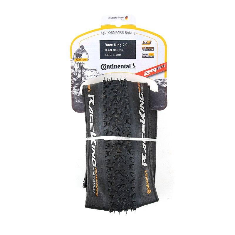 Continental RACE KING Fold 26 27.5 29 X 2.0 MTB Bicycle Foldable Tires RACEKING MTB 29ER Bike Tyre