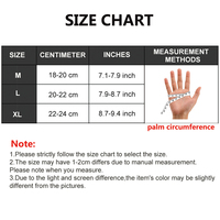 Full Finger Motorcycle Gloves Enduro Winter Microfiber Leather Racing Tactical Military Motocross Gloves Motorbike Accessories 6