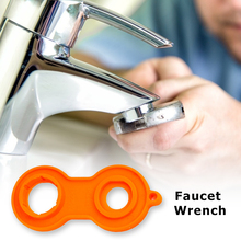 Faucet Aerator Repair-Tool Wrench Sprinkle Plastic Kitchen Spanner Sanitaryware Extra-Long-Design