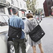 2019 Hot Sale Women men Unisex Trend Crossbody Casual Handbag High Quality Couple Sport Shoulder bag Large Capacity Travel bag