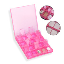 Practical Jewelry Storage Adjustable Plastic Compartment Box Pill Earring Bin Case Container Boxes Tool