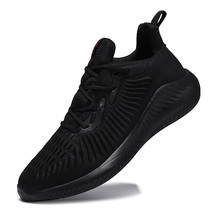 Best running shoes for Men Mesh Breathable sneakers Couple Sport Shoe outdoor Athletic light trail Walking zapatillas shoes