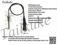 PT200 Automotive Exhaust Sensor SCR Europe Four (Europe IV) TS200A Diesel Engine Temperature Sensor