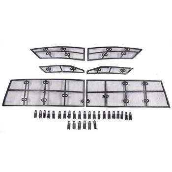 Front Grille Net for Toyota Camry 2018 8Th XV70 Steel Wire + Plastic Material Science Accessories