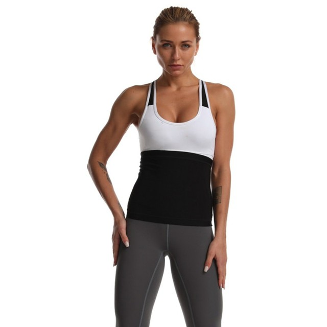 Waist Trimmer Belts Weight Loss Sweat Band Wrap Fat Tummy Stomach Sauna Sweat Belts Sport Safe Accessories 1