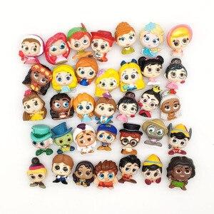 Image 3 - מכירה לוהטת Doorables נסיכת בובות קריקטורה מפלצת צעצוע מיני דגם צעצוע פעולה דמויות בובות לילדים