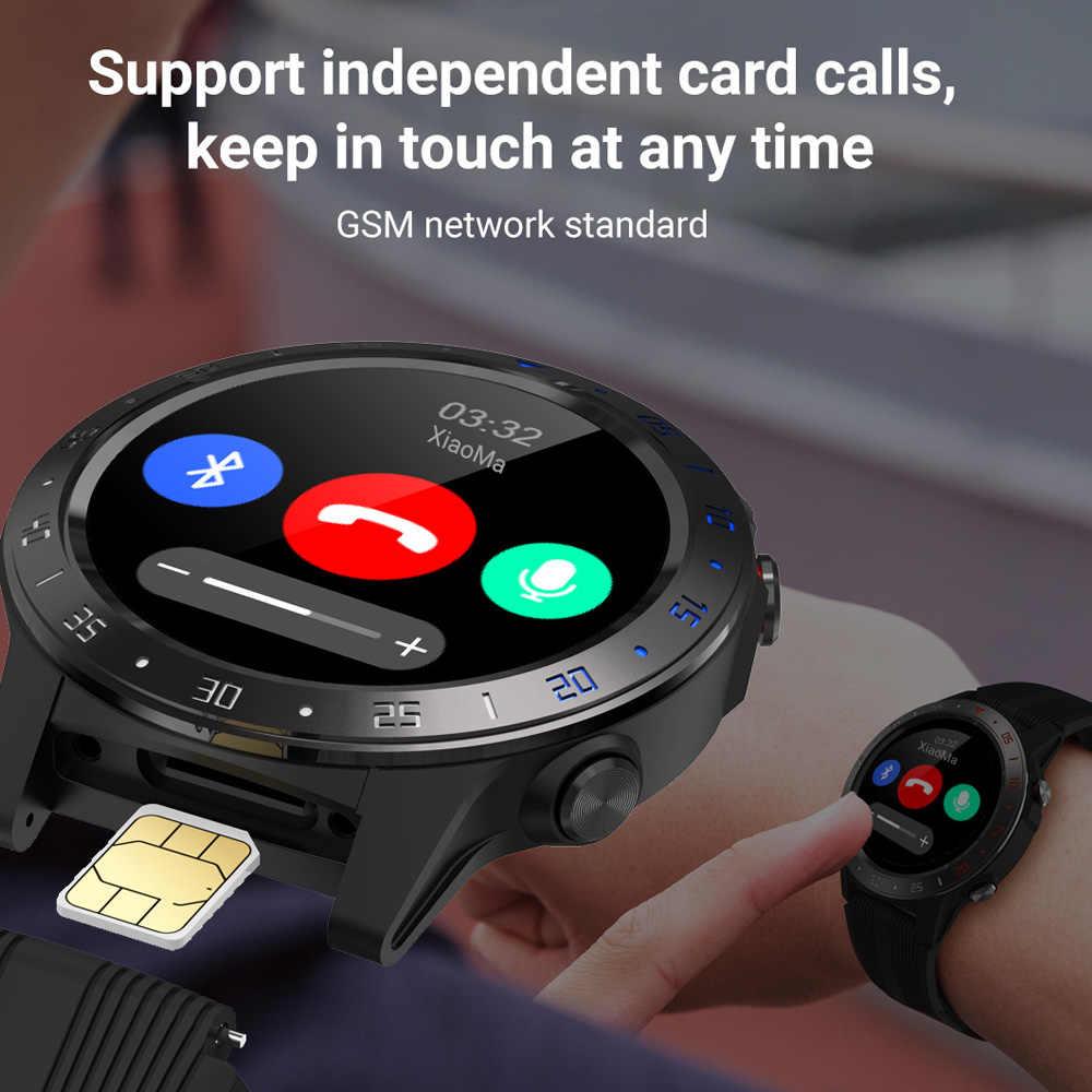 Reloj inteligente Torntisc 2G Android GPS Bluetooth tarjeta Sim altímetro barómetro soporte ritmo cardíaco Monitor de presión arterial reloj inteligente