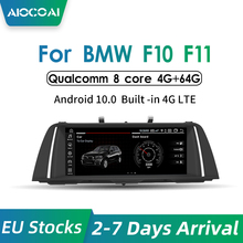 GPS Navigation Multimedia-Player Series Android 10.0 Qualcomm Auto-Radio BMW Car
