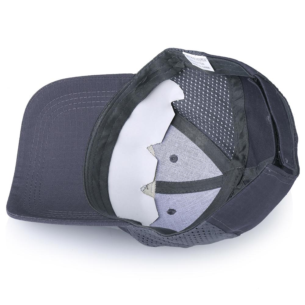Skull Tactical Military Airsoft Cap Adjustable Breathable Sun Visor Trucker Hat Mesh Hunting Hiking Baseball Skeleton Snapback 32
