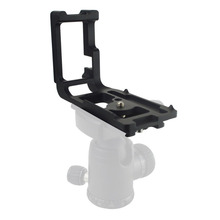 1 Pcs Quick Release Plate L Shape Accessories Aluminum Alloy for Tripod SLR Camera OUJ99 цены