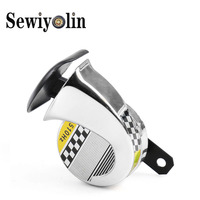 Sewiyolin UK 2019 12V DC 105db 510Hz Snail Air Motorcycle Horn Siren Loud for Car Truck Motorbike Waterproof  Air Horn Subwoofer|Multi-tone & Claxon Horns|Automobiles & Motorcycles -