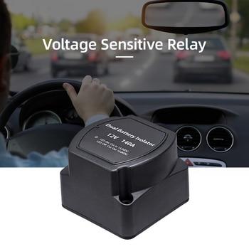 12 v 140A 電圧敏感リレーバッテリーアイソレータ自動充電リレー車のアクセサリー車のバッテリーリレー