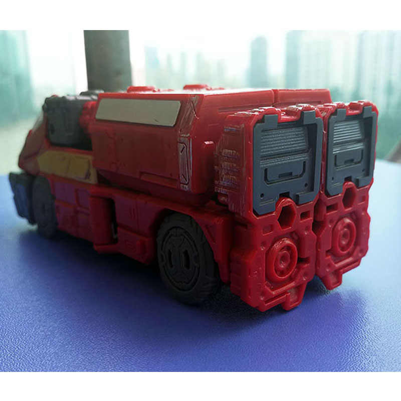 New TRANSFORMERS WFC WAR FOR CYBERTRON SIEGE DELUXE IRONHIDE KIT KITS 14 PCS