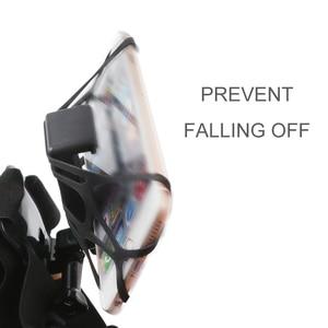 Image 3 - Support de bandeau extérieur pour téléphone portable au harnais sangle de ceinture support de trépied à la place GOPRO xiaoyi caméra iPhone x