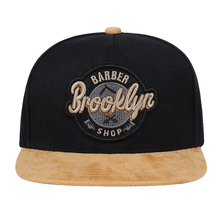 Брендовая Кепка с надписью «Brooklyn», черная регулируемая хип-хоп бейсболка, шапка для мужчин и женщин, головной убор для взрослых, Уличная Повседневная Кепка-бейсболка от солнца