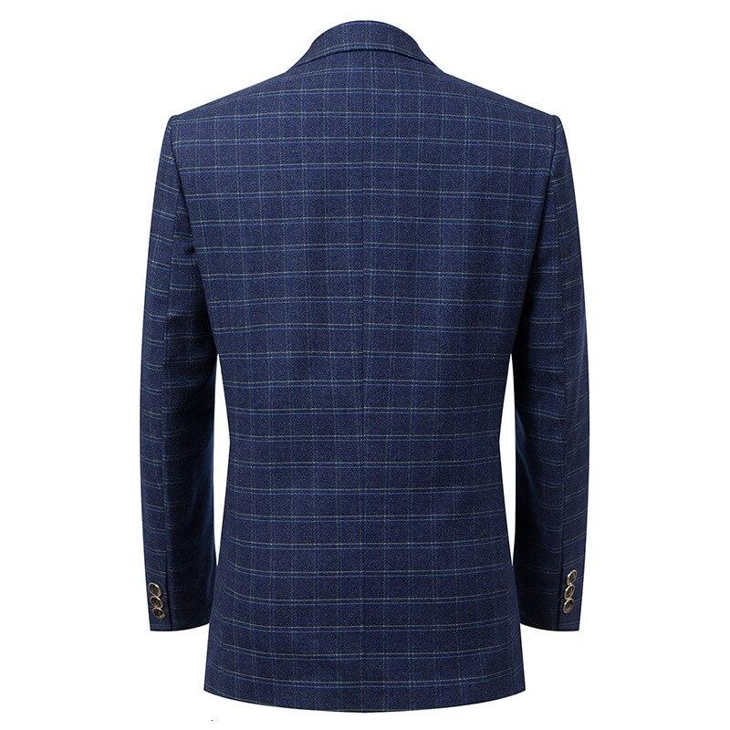 Гладкие лезвия Мужчины носить броню тела и Тонкий Блейзер Куртка для двух человек двери весной - 3