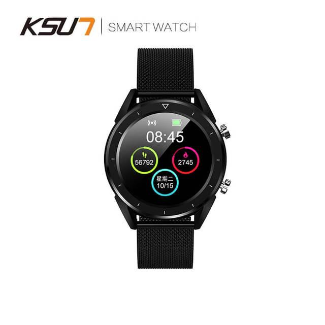 Inteligentny zegarek KSUN KSR901 Bluetooth Android/telefony z systemem ios 4G wodoodporny ekran dotykowy GPS Sport zdrowie
