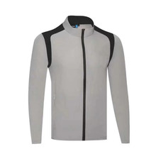K D2019Men SportsQDwear тонкая ветровка одежда для гольфа вышивка логотипа casual выберите повседневная одежда для гольфа