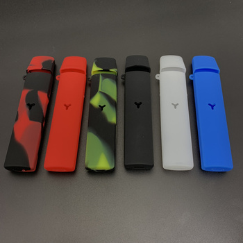 New 50pcs Vape Protective Silicone Skin Cover Case for Yooz Pods Electronic Cigarette Accessories