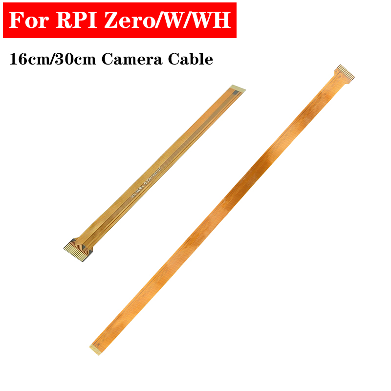 For Raspberry Pi Zero Camera FFC Cable 16CM 30CM Cables Ribbon Line For Raspberry Pi Zero V1.3 For Raspberry Pi Zero W WH Camera