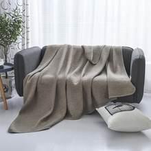 Crianças infantil estudante dormitório consolador cobertor viagem caminhadas móveis cobrindo 230x250cm queda de compras