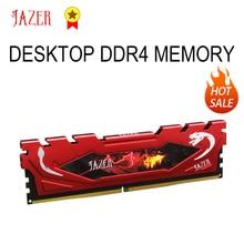 JAZER Ddr4 Ram 16Gb Memoria 3000Mhz  8GB 2666Mhz Desktop 3200Mhz Rams Computer Memory With Heatsink