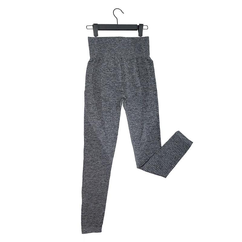 Kaminsky 14 Colors High Waist Seamless Leggings For Women Solid Push Up Leggins Athletic Sweat Pants Sportswear Fitness Leggings 19