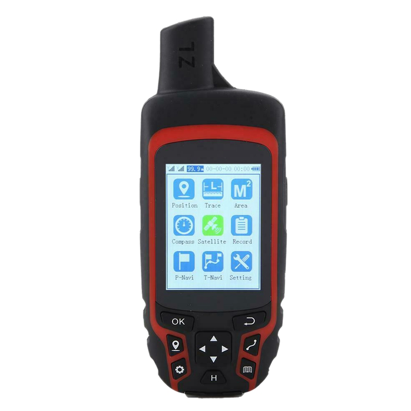 A6 Handheld GPS Navigation Compass Outdoor Location Tracker USB Rechargeable