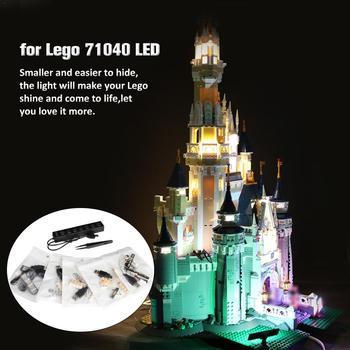 16008 Cinderella Princess Castle City Set Model Building Block Kid DIY Toy Funny Birthday Compatible 71040 Gift For Children