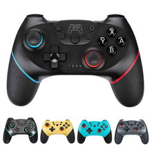 ALLOYSEED Wireless Bluetooth Gamepad For Nintend Switch Pro NS-Switch Pro Game Console Joystick Controller Handle With 6-Axis