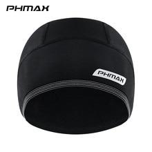 PHMAX-gorro térmico para ciclismo, Bandana de ciclismo de montaña resistente al agua, gorro térmico para esquiar, correr, senderismo