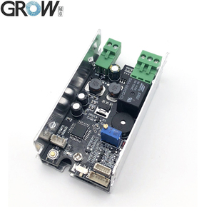 Image 2 - Crescer K215 V1.3 + r501 impressão digital placa de controle de acesso para controle de acesso do automóvel