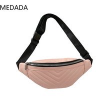 MEDADA new waist bag for women  fashionable waistband with one shoulder and multi-functional breastpack womens bags purses
