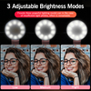 Posugear Mini Selfie Ring Light LED Clip Lamp Portable Mobile Phone Night Light Enhancing Photography In The Darkness For Phone discount