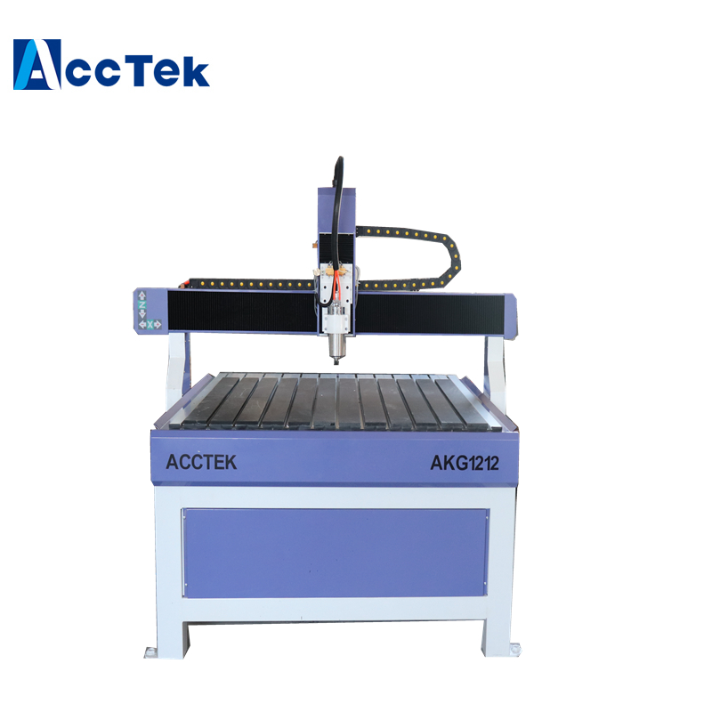 JInan ACCTEK High Pricision Cnc Router Machine AKG1212 For Sales