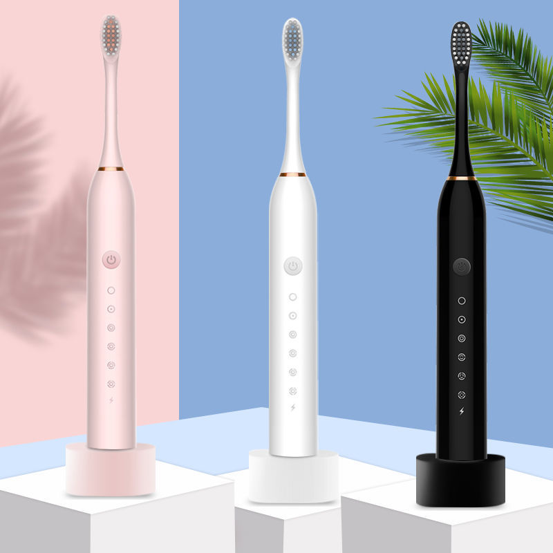 42000 time/min Sonic Electric Toothbrush Upgraded Adult ultrasonic Washable Electronic Whitening Tooth Brush USB Rechargeable