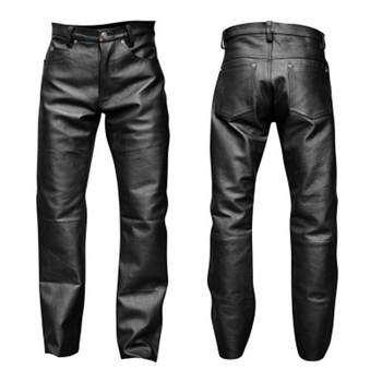 Men Sexy Black Wetlook Faux Leather Pants Exotic Lingerie PU Latex Trousers Zipper PVC Stage Clubwear gay Gothic fetish