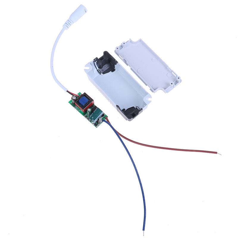 3W-36W Plastic Shell Constant Current 300mA LED Driver Power Supply Adapt X