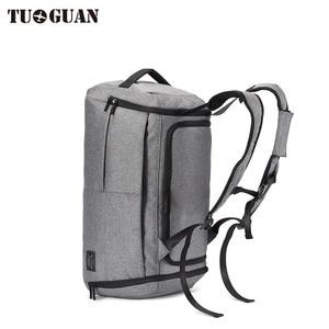 Image 4 - Sac de voyage antivol pour hommes, sac de transport avec mot de passe, imperméable, sac à bandoulière pour week end, grande capacité, sac de transport